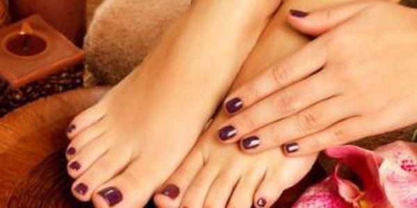 Gel - lak na NOHY. Dokonale nalakované nehty až po 4 týdny. Nádherné barvy bez odlupování.