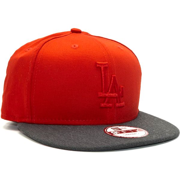 Kšiltovka New Era Pop Tonal Los Angeles Dodgers Heather Grey S