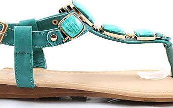 Sandálky J-02TUR Velikost: 40