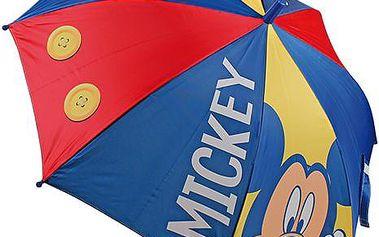 Dětský automatický deštník (48cm) - Mickey Mouse