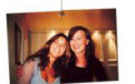 Závěsný držák na fotografie Card!
