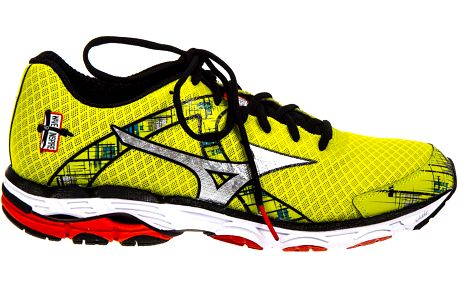 Pánské dynamické běžecké boty Mizuno Wave Inspire