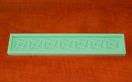 Silikonový pásek - trojúhelníky