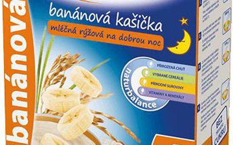 HERO Sunarka banánová kašička na dobrou noc mléčná 225g