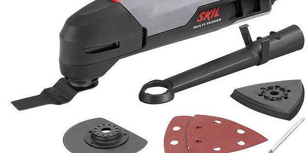Univerzální nástroj SKIL 1470 AA na broušení, řezání pilou a obrábění