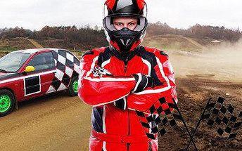 Autorallycross na závodním okruhu