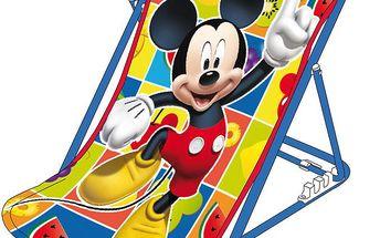 Skládací lehátko Mickey