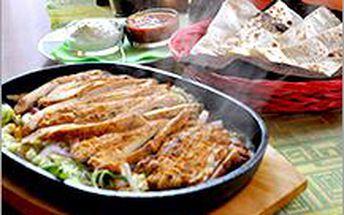 Mexické Fajitas u Janků