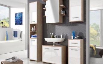 AKCE - Sestava koupelnového nábytku Arion 5
