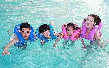 Bezpečnostní plavecké vesty