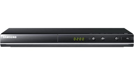DVD přehrávač Samsung D530 s HDMI výstupem a USB přehrávačem