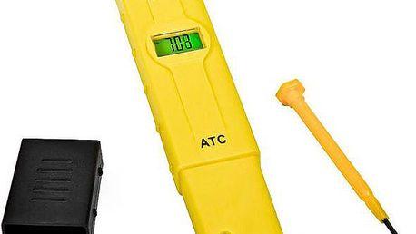 PH tester vody digitální