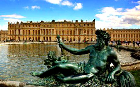 5denní zájezd s ubytováním i návštěvou Versailles a Montmartru