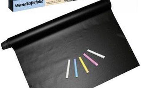 Samolepicí papírová tabule na křídy - Samolepící papírová tabule na křídy