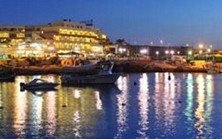 Hotel RIVIERA, Malta, letecky, snídaně
