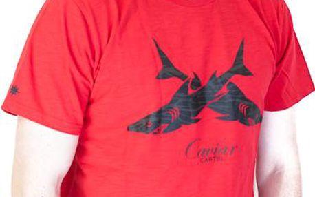 Triko SSUR Black Sharks Red/Black