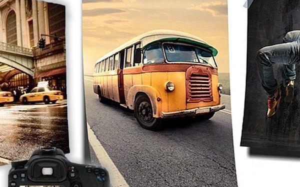 Maxi fotografií o rozměrech 90x60 cm. Dejte svým vzpomínkách maxi rozměr!!
