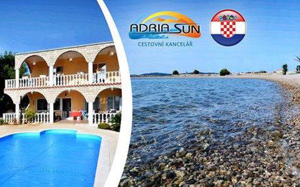 Dovolená v letovisku kousek od Zadaru