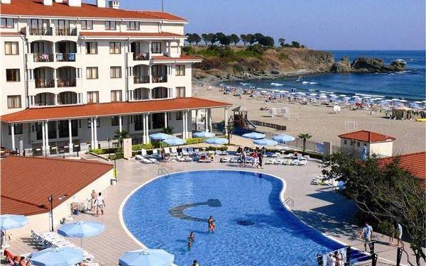 Hotel BEACH CLUB SERENITY BAY, Burgas (oblast), Bulharsko, all inclusive