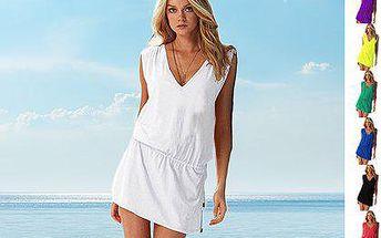 Módní tip na léto 2015: Svěží barevné letní šaty Brasil.