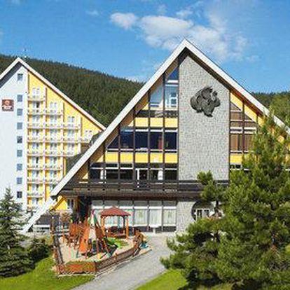 Relaxační pobyt v hotelu Clarion ve Špindlu