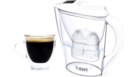 Filtrační konvice BWT Initium 2.5 l bílá