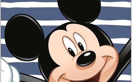 CTI Osuška Mickey Happy, 70 x 120 cm