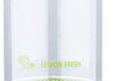 Fitness láhev na vodu s odšťavňovačem 600 ml, zelená RENBERG RB-3056zele