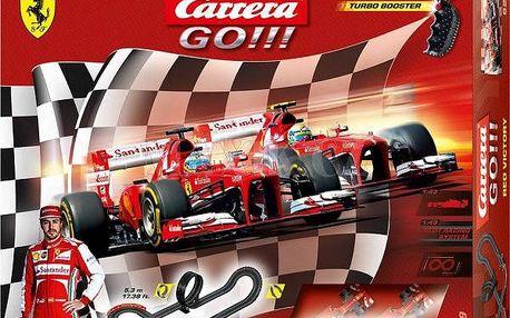 Carrera GO! Autodráha Red Victory