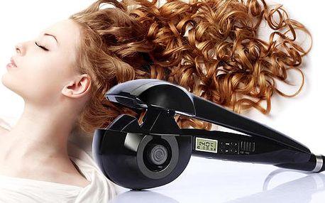Loknovací kulma s LCD displejem Pro LCD Hair Curler