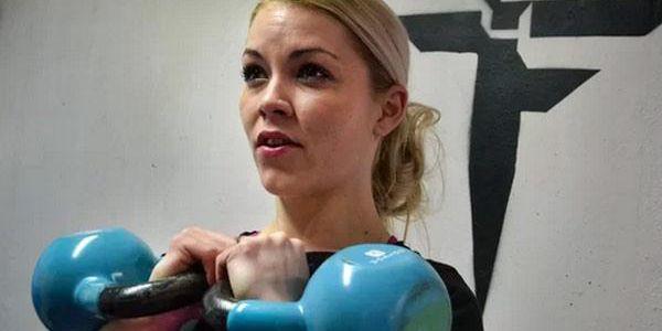 8 lekcí cvičení Kettlebell s více než 60% slevou!