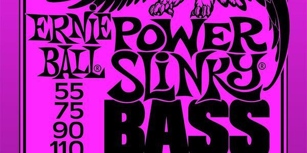 Struny pro baskytaru Ernie Ball 2831
