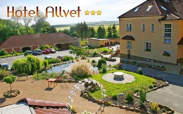 Romantický pobyt ve Vyškově v hotelu Allvet***