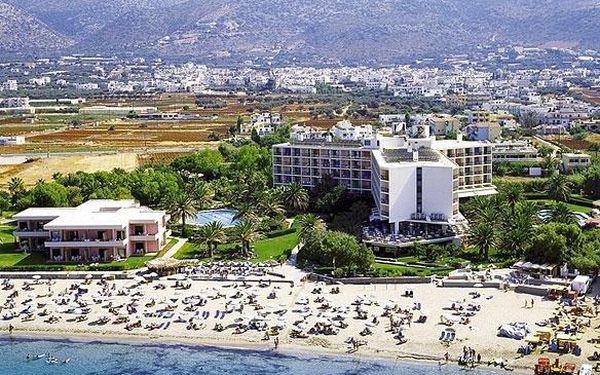 Hotel SIRENS BEACH, Kréta, Řecko, letecky, all inclusive