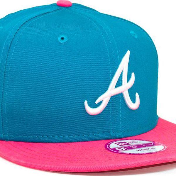 Dámská Kšiltovka New Era Candy Atlanta Braves