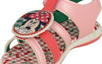 Dívčí sandálky Minnie