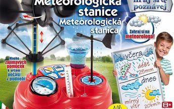 ALBI Exprerimentální sada Meteorologická stanice,