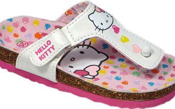Dívčí sandálky Hello Kitty