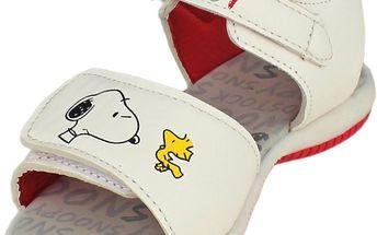 Dívčí sandálky Snoopy