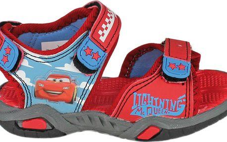 Chlapecké sandálky Cars