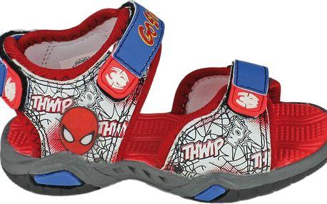 Chlapecké sandálky Spiderman