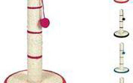 Trixie Sisalové škrábadlo s míčem 35c9x62cm