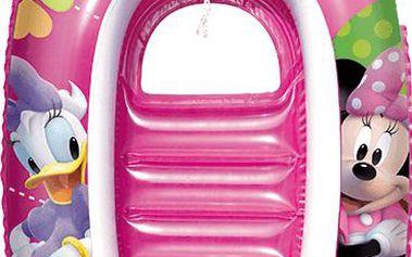 Bestway Nafukovací dětský raft – Minnie/Daisy