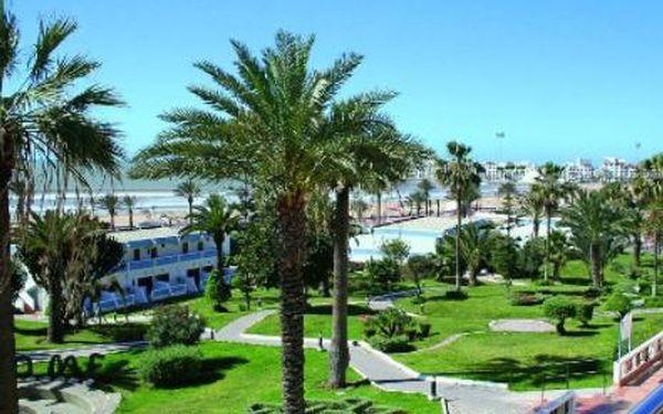 Maroko, oblast Agadir, doprava letecky, polopenze, ubytování v 3* hotelu na 8 dní