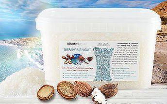 Luxusní balení Therapy Bath Salt pro každodenní relaxaci!