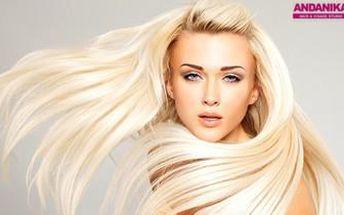 Intenzivní REKONSTRUKCE VLASŮ - účinná regenerace pro všechny délky! Mějte zdravé a lesklé vlasy.