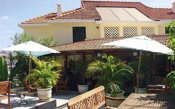 Rezidence DO VALE, Madeira, Portugalsko, letecky, snídaně