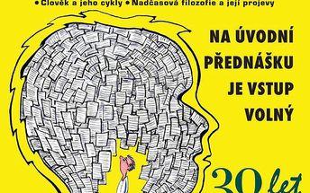 ZÁHADA ČLOVĚKA - kurz praktické filozofie a psychologie (od 18. 8.)