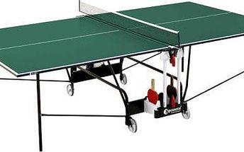 SPONETA S1-72i zelený stůl na stolní tenis