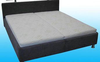 SCONTO MANA čalouněná postel 180 x 200 cm